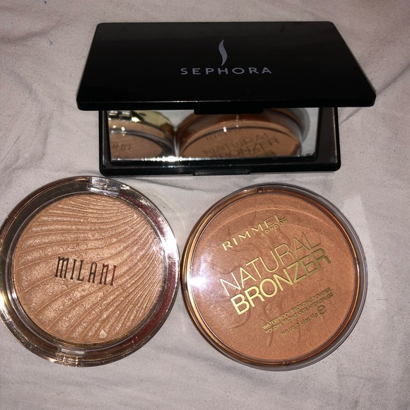 Milani Other - SOLD Milani highlighter and Rimmel Bronzer